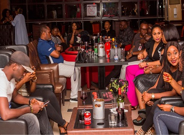 LIQUID LOUNGE &  BAR,  Port Harcourt, Nigeria